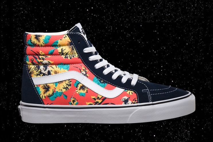 Star Wars x Vans Classics 2014 Spring/Summer Collection