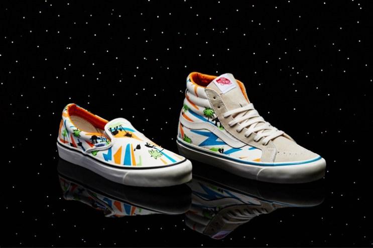 Star Wars x Vans Vault 2014 Spring/Summer Collection