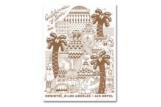 Steven Harrington x Ace Hotel Downtown Los Angeles