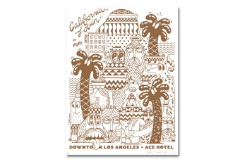 Steven Harrington x Ace Hotel Downtown Los Angeles