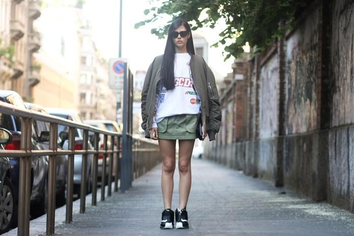 Streetsnaps: Gilda Ambrosio