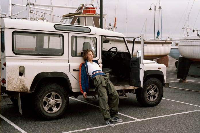 "Stussy 2014 Spring ""Cornwall Cornwall"" Editorial"