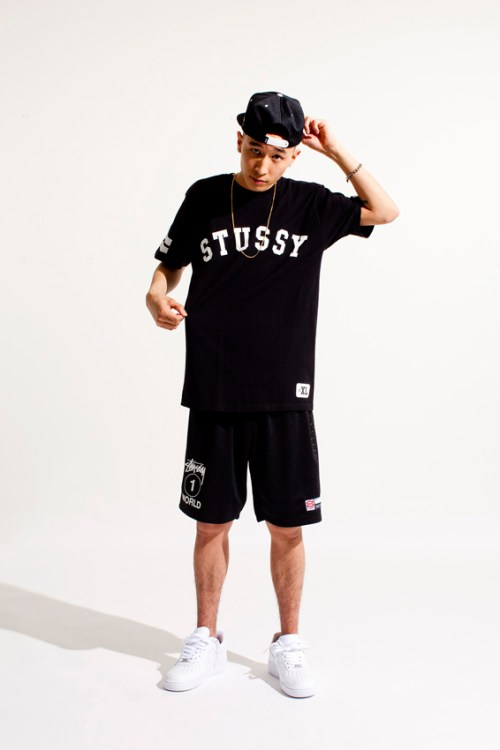 "Stussy 2014 Spring ""Mesh"" Collection"