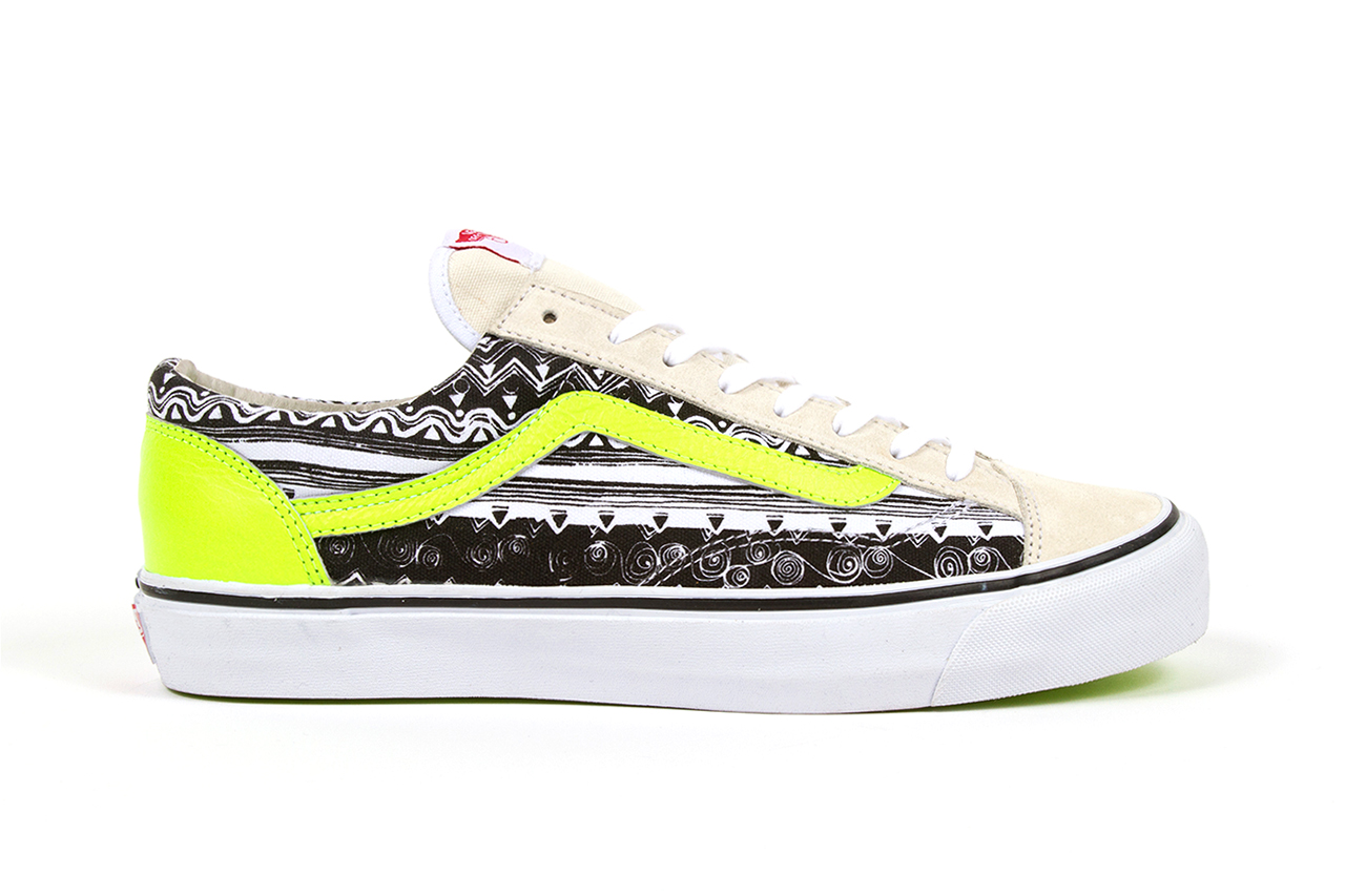 stussy x vault by vans 2014 spring collection
