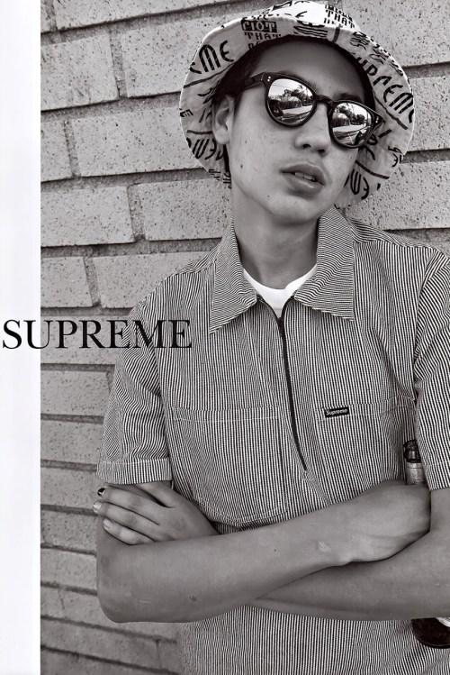 Supreme 2014 Spring/Summer Editorial by GRIND Magazine