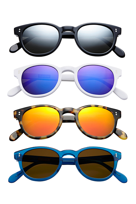 Supreme 2014 Summer Sunglasses Collection