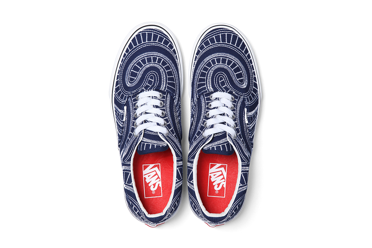 supreme x vans 2014 spring summer collection