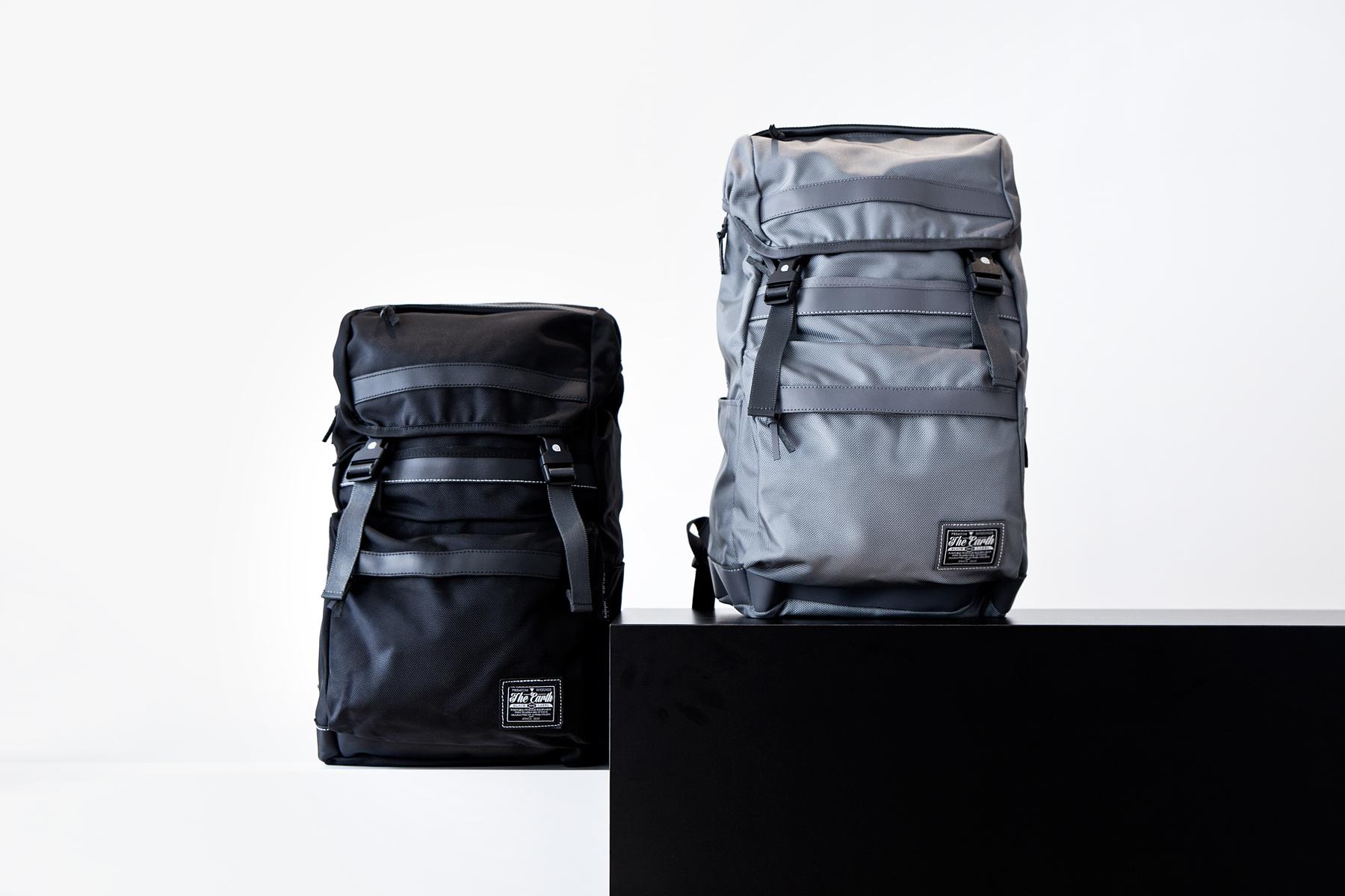 The Earth 2014 Spring/Summer Backpacks
