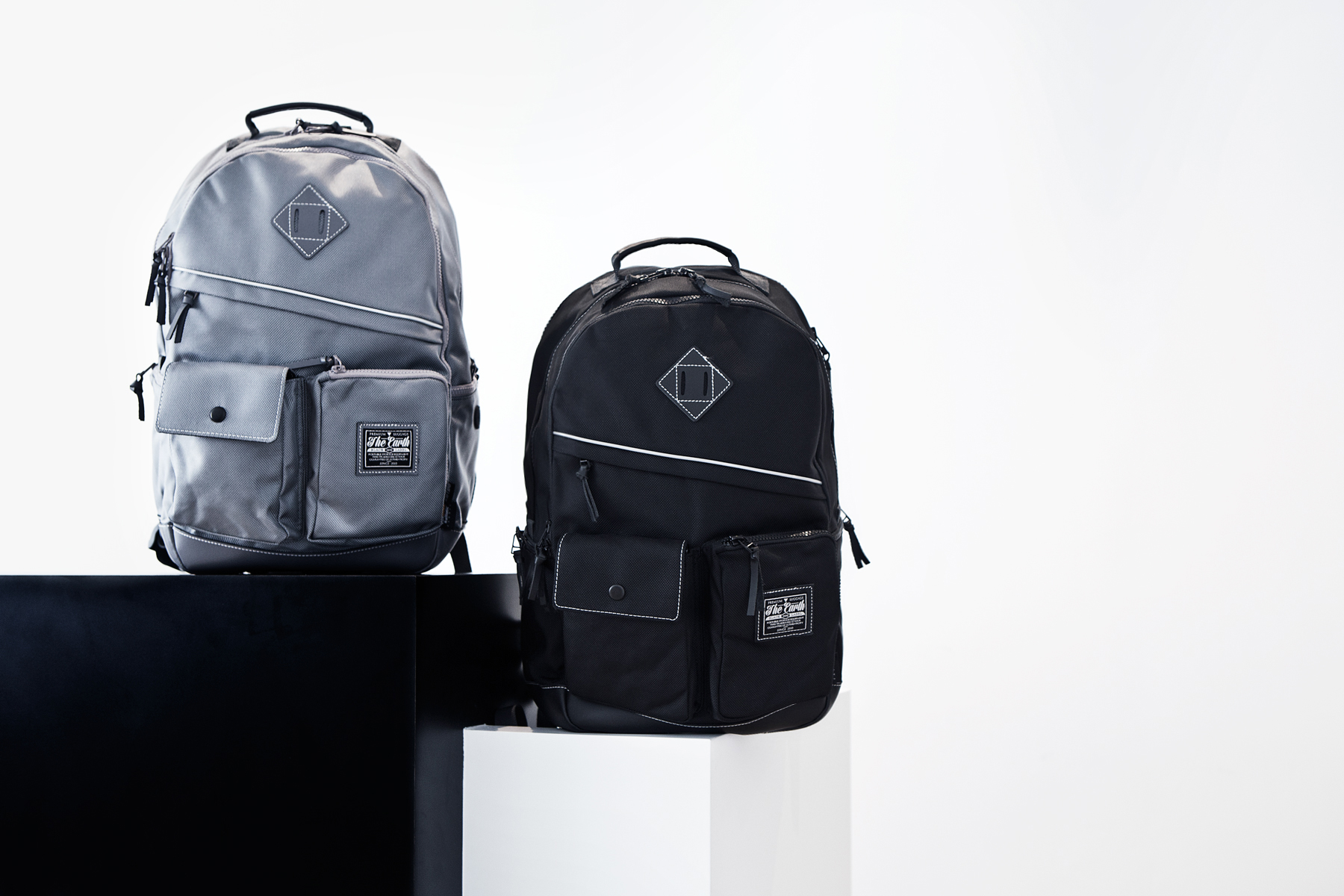 The Earth 2014 Spring/Summer Backpacks