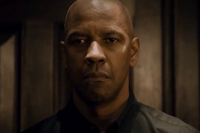 The Equalizer Official Trailer