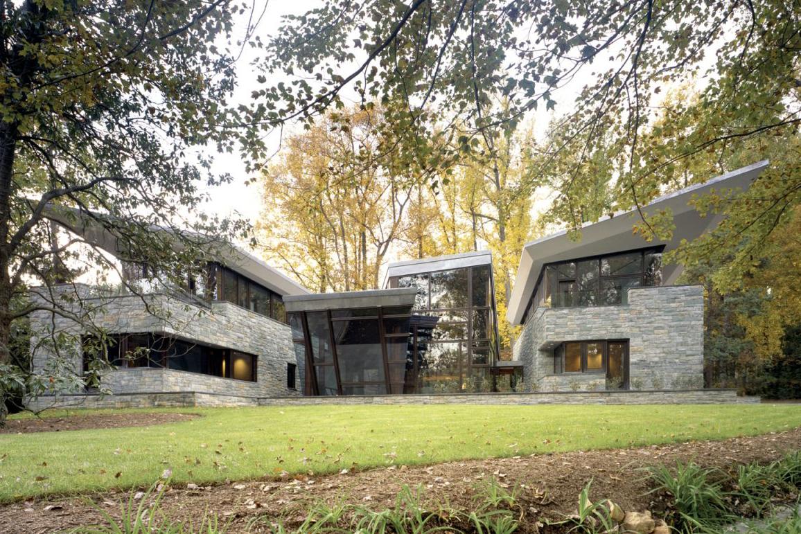 The Glenbrook Residence by David Jameson Architects