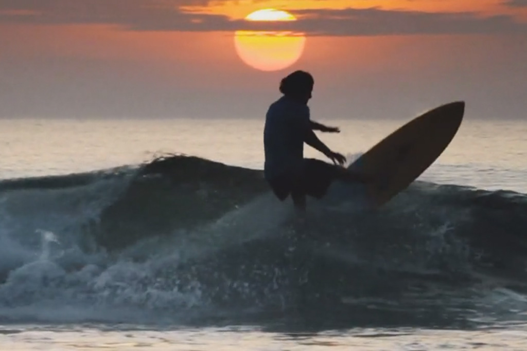 """The Land Of"" Checks Out Thailand's Surfing Scene"