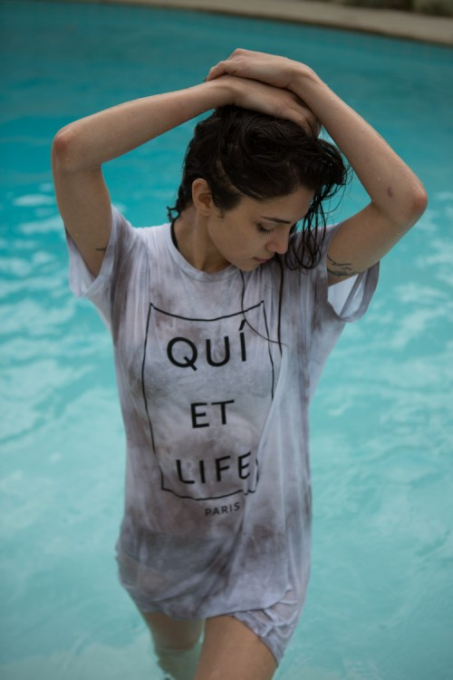 "The Quiet Life 2014 ""Paris x Stormy"" Mini Collection"