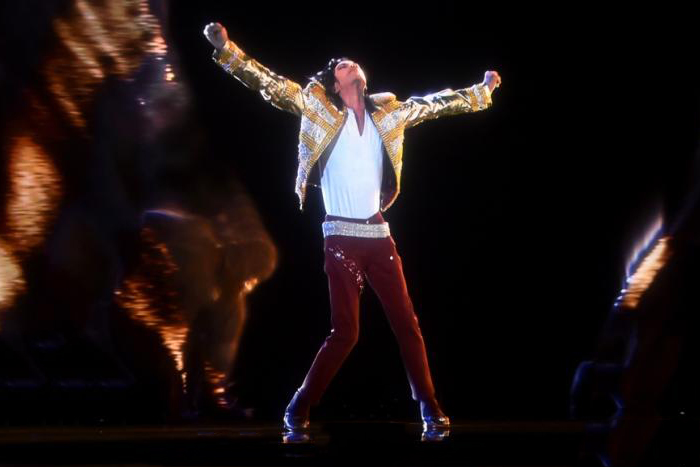 The Return of Michael Jackson on Stage at the 2014 Billboard Music Awards