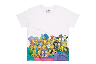 The Simpsons x colette x ELEVENPARIS 2014 T-Shirt Collection