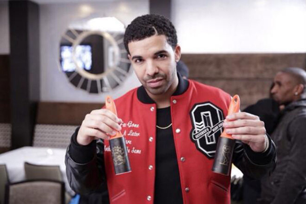 Drake and OVO Gave Away Free Drake/OVO Lint Rollers at Game 5 of the Raptors & Nets Series