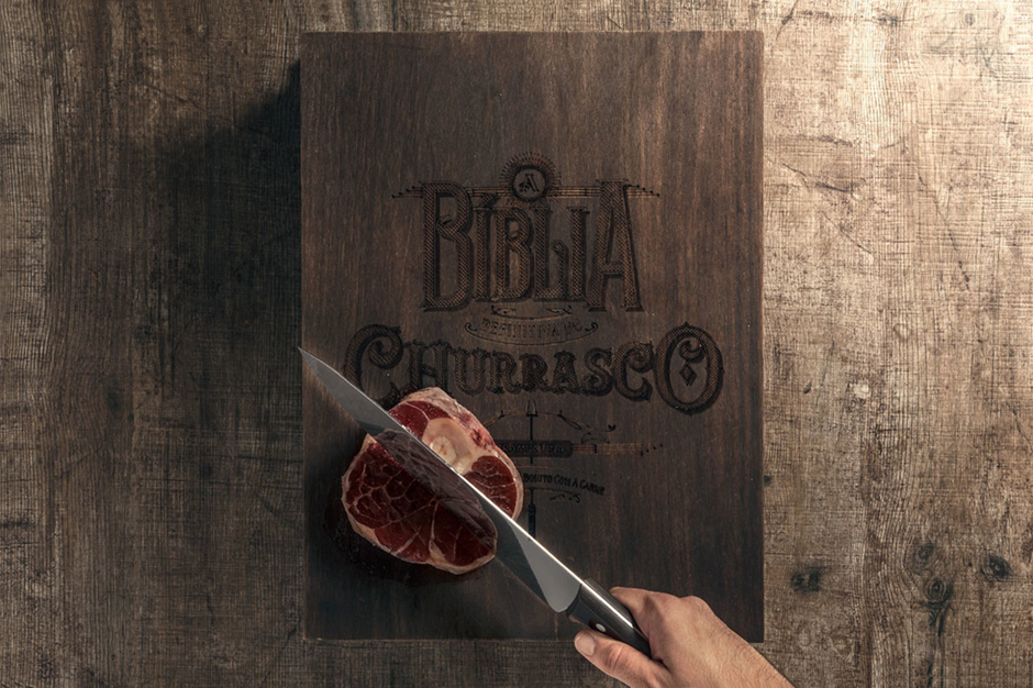 Tramontina: The Barbecue Bible