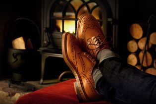 Triads x Tricker's 2014 Spring/Summer Collection