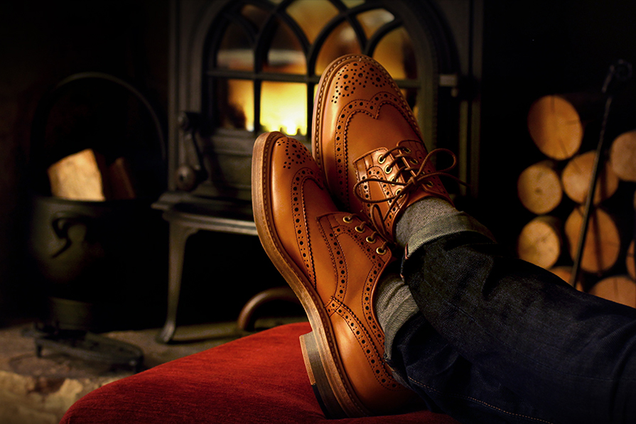 triads x trickers 2014 spring summer collection