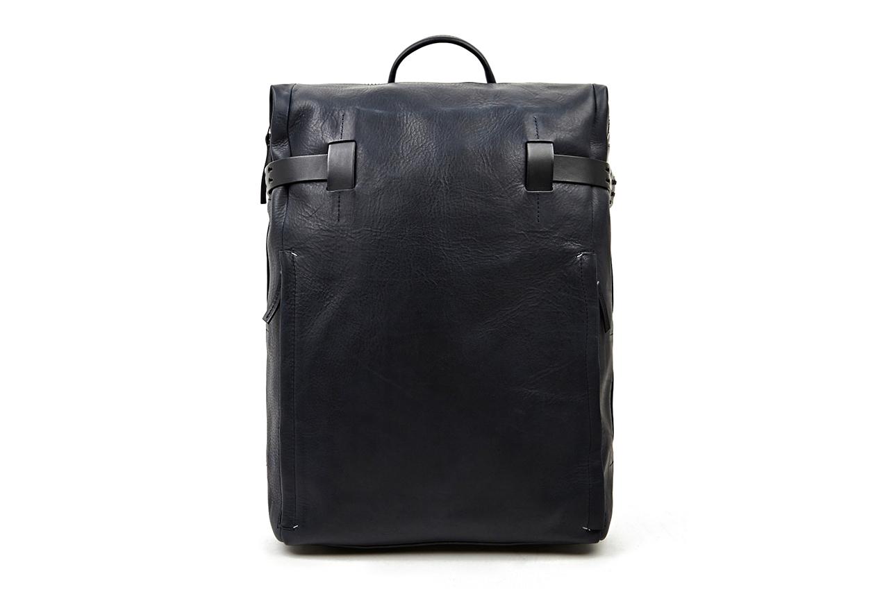 troubadour 2014 leather rucksack