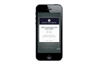 Uber Launches Private Jet Service for the 2014 Cannes Film Festival