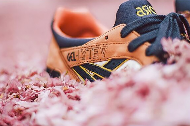 UBIQ x ASICS Gel Lyte V Preview