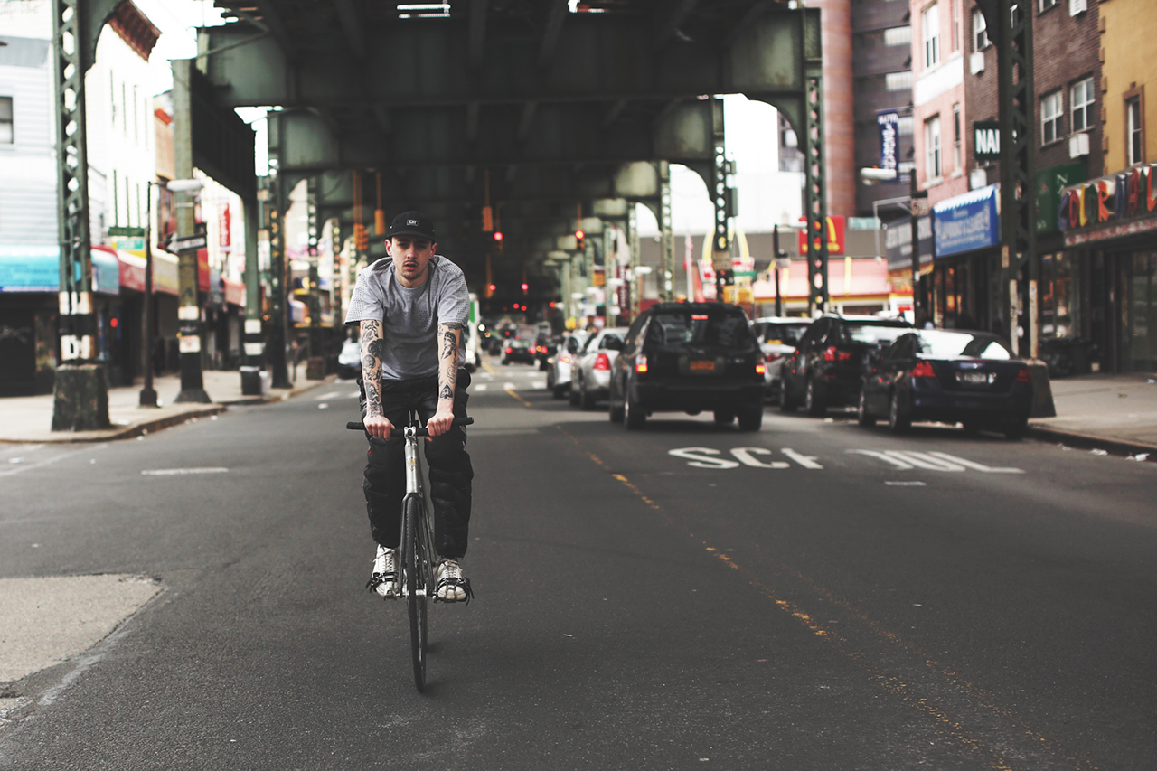 Without Walls x ICNY 2014 Spring/Summer Lookbook