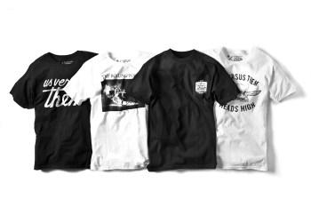 Us Versus Them 2014 Spring/Summer T-Shirts