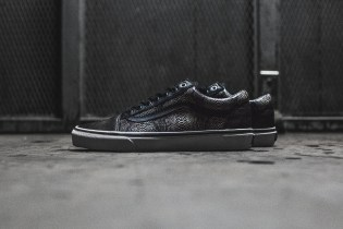 "Vans 2014 Spring/Summer Old Skool ""Snake"""