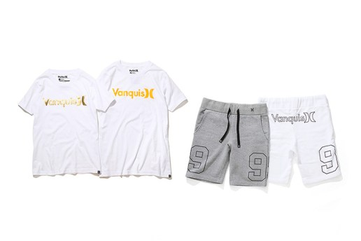 VANQUISH x Hurley 2014 Spring/Summer Collection