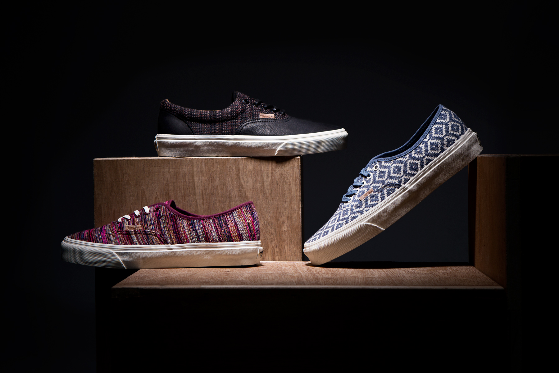 "Vans California 2014 Spring/Summer ""Italian Weave"" Pack"
