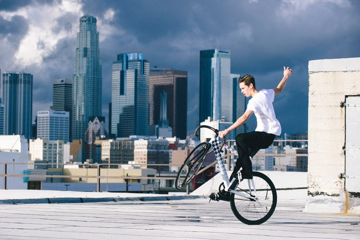Vans x Leader Bikes 2014 Spring/Summer Collection