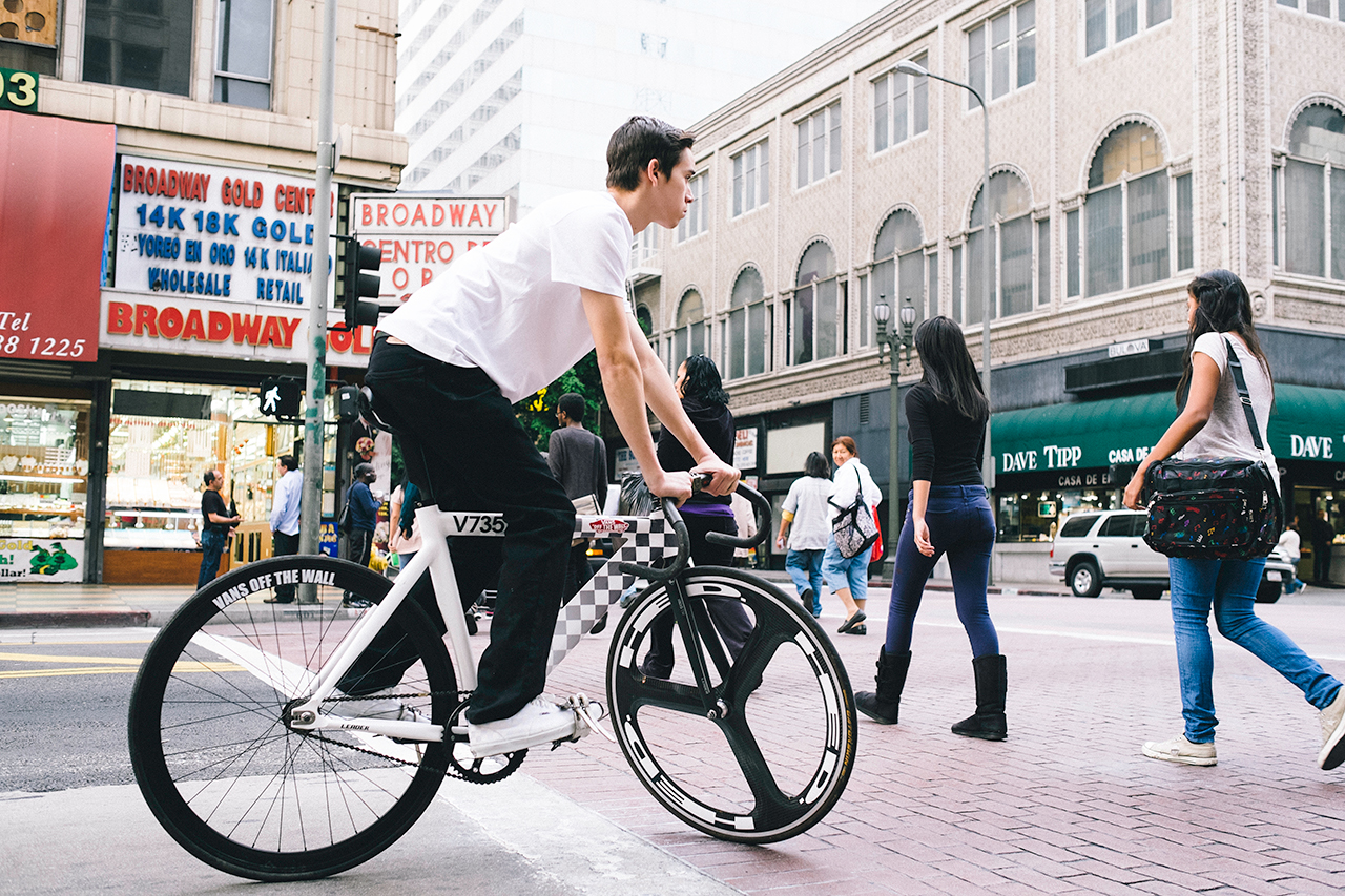vans x leader bikes 2014 spring summer collection
