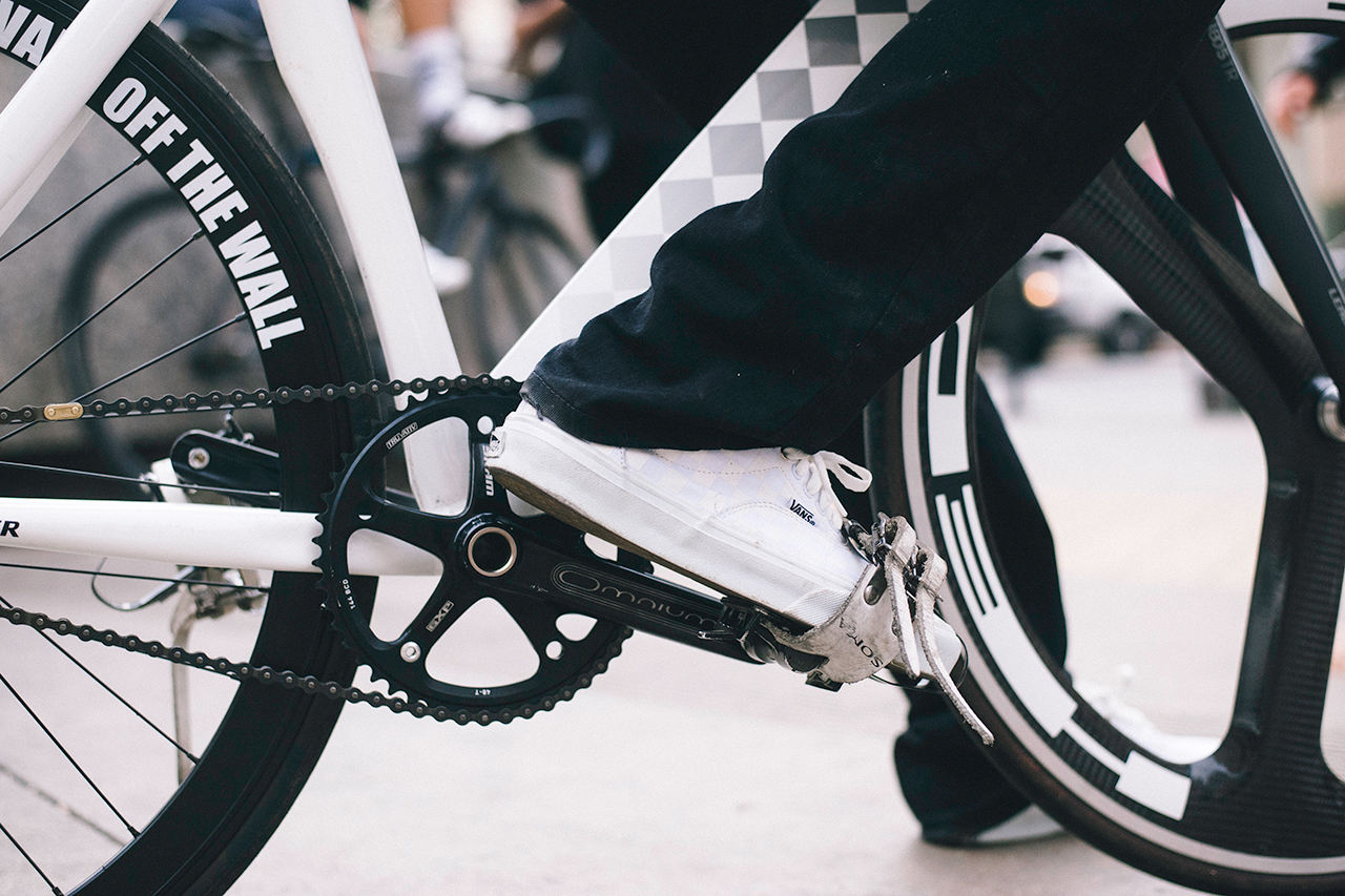 Vans x Leader Bikes 2014 Spring/Summer Collection