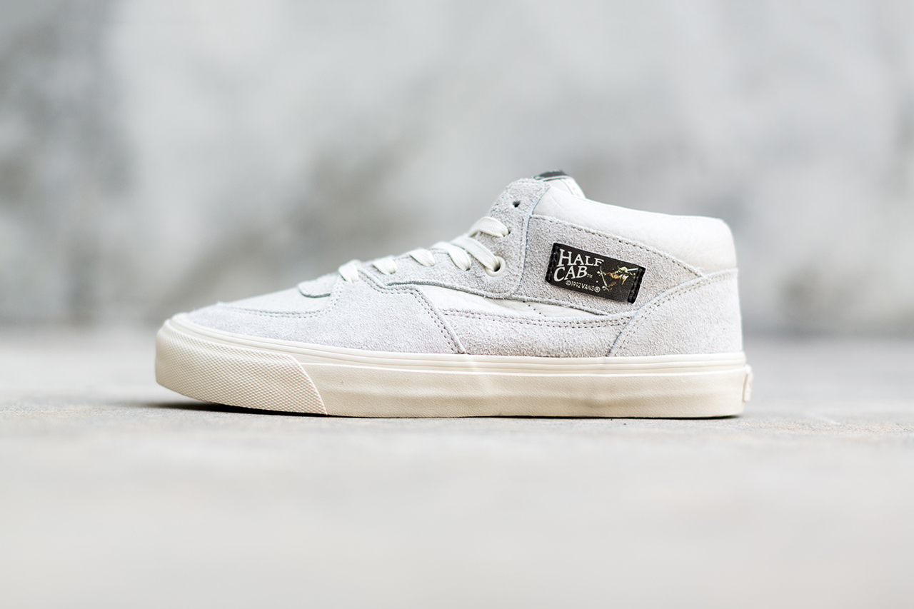A Closer Look at the Star Wars x Vault by Vans 2014 OG Half Cab LX Pack