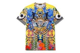 Versace Loves Brazil World Cup T-Shirt