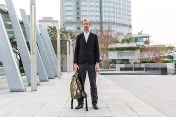 Streetsnaps: Christopher Raeburn
