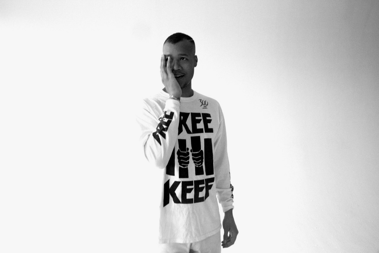 Virgil, Heron and Matthew Feature in Been Trill Editorial for Ravelin Magazine