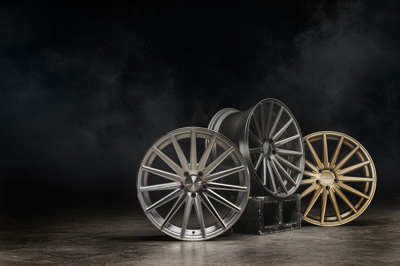 Vossen Introduces Its New VF/Series Wheels