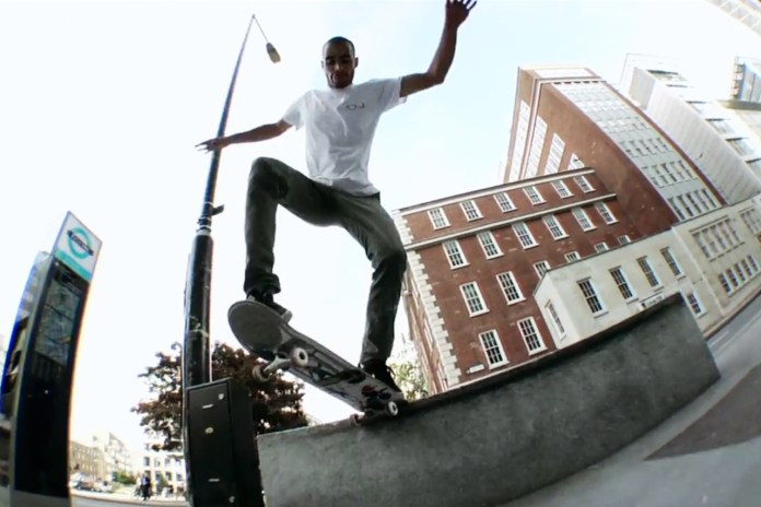 "Henry Edwards-Wood Presents: ""Innocence & Experience"" Skate Video"