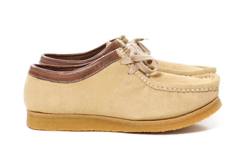 "WTAPS 2014 Spring/Summer ""Edge"" Shoes"