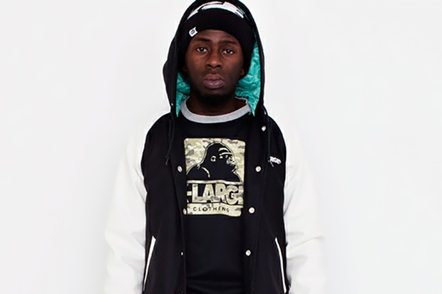 XLARGE 2014 Fall/Winter Lookbook