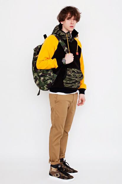 XLARGE 2014 Fall/Winter Lookbook