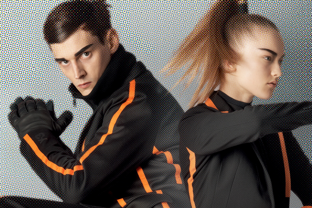 """Y-3 2014 Fall/Winter """"Superheroes"""" Campaign Video"""