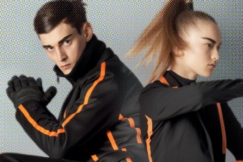 "Y-3 2014 Fall/Winter ""Superheroes"" Campaign Video"
