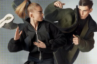 "Y-3 2014 Fall/Winter ""Superheroes"" Campaign"
