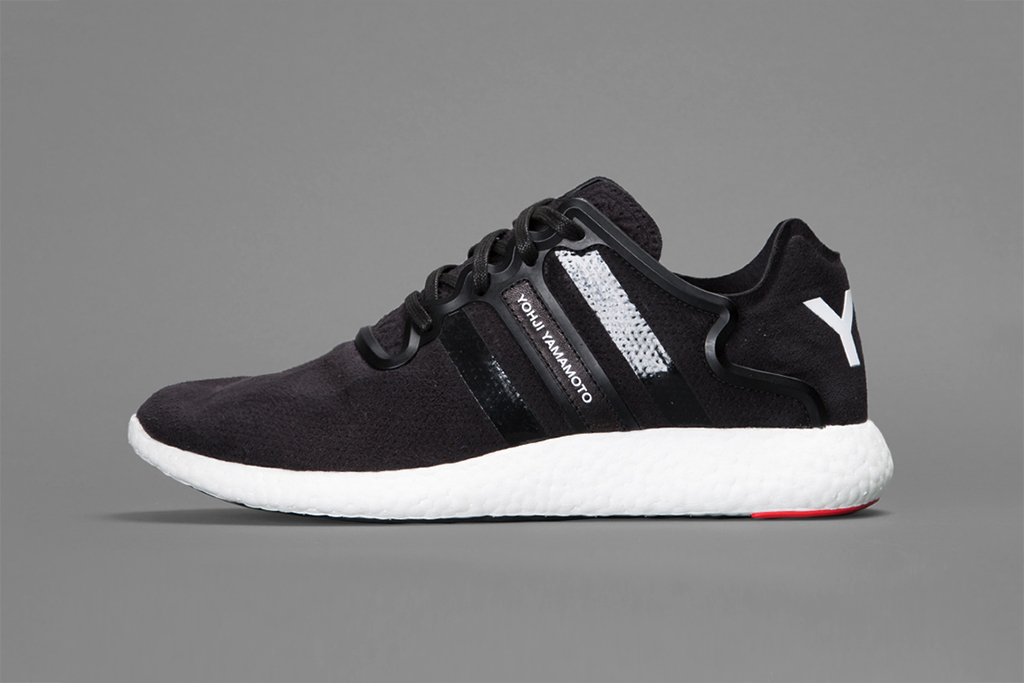 "Y-3 2014 Fall/Winter Yohji Boost ""Black"""