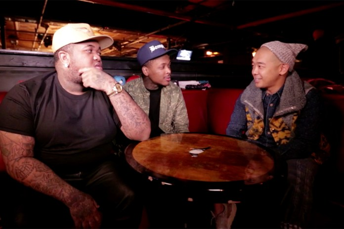 1-2-1 w/jeffstaple featuring YG and DJ Mustard