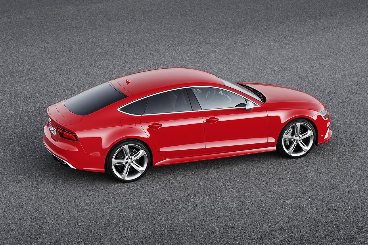 2015 Audi RS7 Sportback