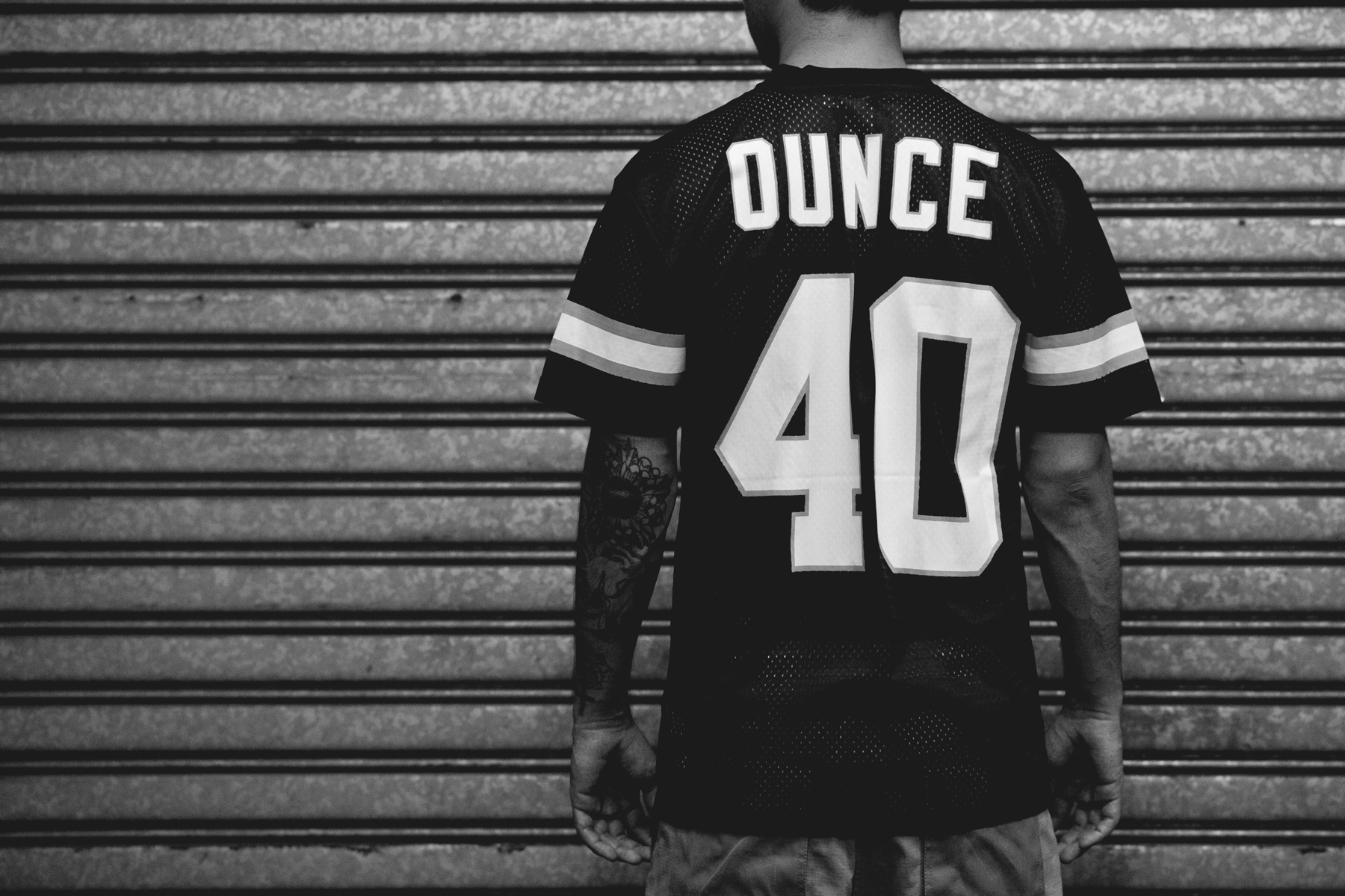 40 oz NYC 2014 Summer Jerseys